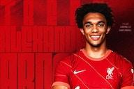 Trent Alexander-Arnold renova com o Liverpool até 2025