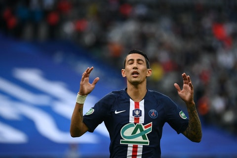 Video Di Maria Sets Up Marquinhos For Brilliant Goal Scoring Chance Against Bayern Munich Onefootball