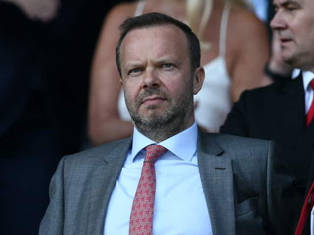 Ed Woodward resigns as Manchester United vice-chairman amid European Super League backlash