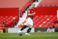 Donny Van de Beek told to stay at Manchester United and fight for his place by Marc Overmars