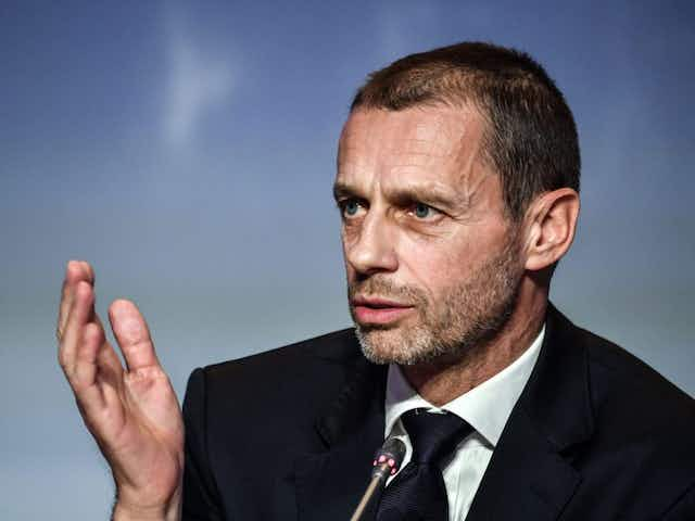 Inter Players Could Face European Championships Ban After UEFA President Aleksandar Ceferin Slams 'Disgraceful' Super League