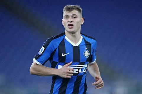 Italian Media Praise Inter Midfielder Nicolo Barella For Performance  Against Shakhtar Donetsk - OneFootball