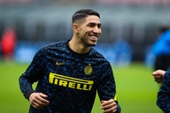 """Inter Wing-Back Achraf Hakimi: """"We Can Keep Winning In Serie A & Champions League With Antonio Conte"""""""