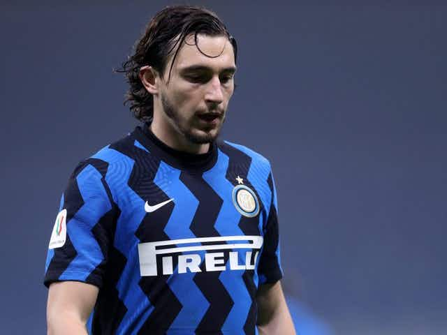 """Photo – Inter Wing-Back Matteo Darmian: """"An Important Point In Our Journey"""""""
