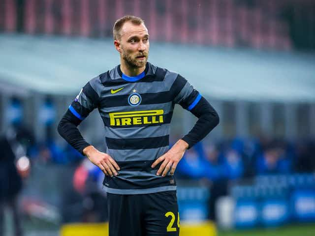 Inter's Christian Eriksen & Ivan Perisic Behind Nerazzurri's Incredible Serie A Form, Italian Media Argue