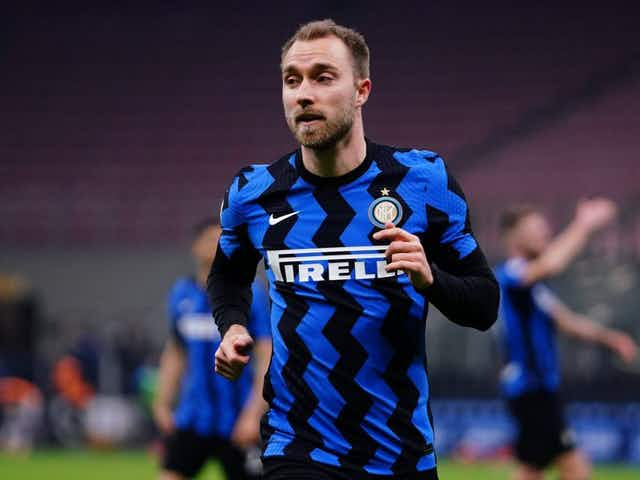 Inter's Christian Eriksen Behind Only Lionel Messi For Long-Distance League Goals Since 2014, Report Highlights