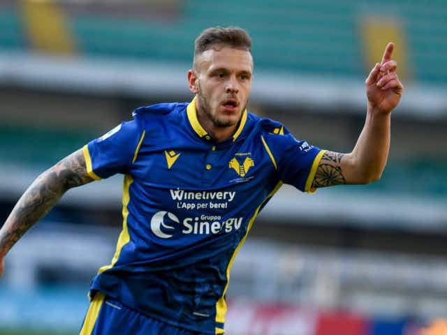 Inter Could Replace Ashley Young With Hellas Verona's Federico Dimarco, Italian Media Suggest