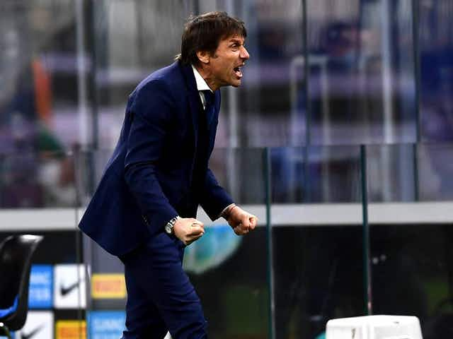 Antonio Conte Wants Inter 'Playing To Win Every Game' In Serie A Run-In, Italian Media Report