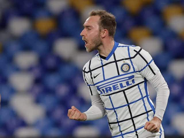 Inter's Best Serie A Performances Have Come With Christian Eriksen In Midfield, Italian Media Argue