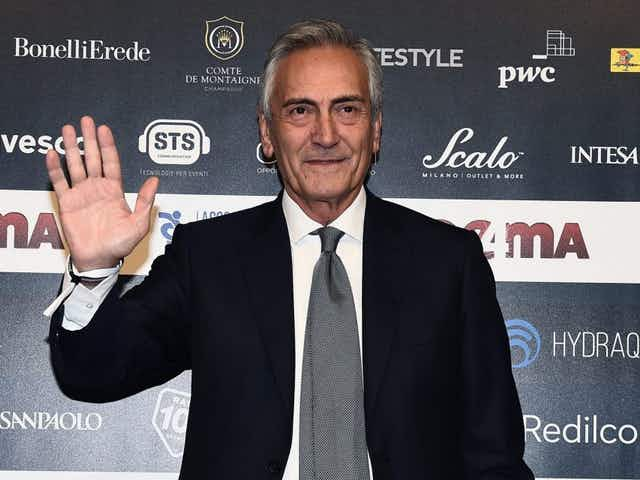 """FIGC President Gabriele Gravina: """"Super League Can't Be Justified, We Must Defend Sporting Values"""""""