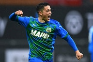 Inter Step Up Pursuit of Sassuolo's Giacomo Raspadori But Must First Sell, Italian Broadcaster Reports