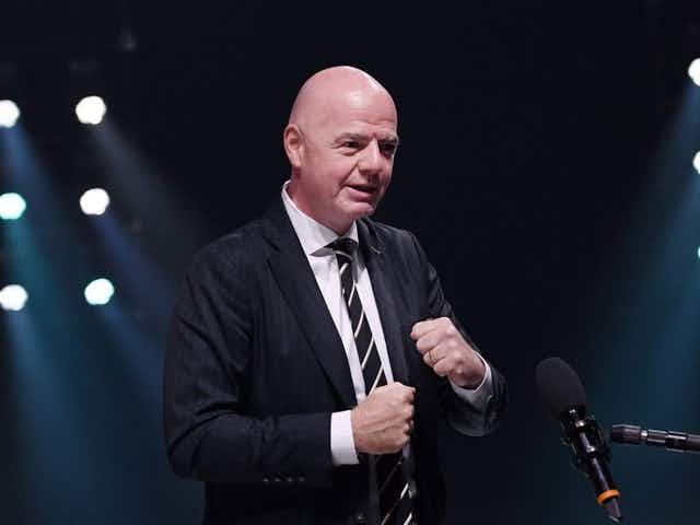 """FIFA President Gianni Infantino: """"Super League Clubs Must Live With Consequences If They Break Away"""""""