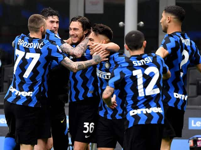 Inter Silenced Nerazzurri's Critics With Confident & Courageous Display At Napoli, Italian Media Argue