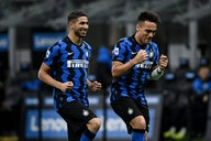 Either Lautaro Martinez Or Achraf Hakimi Will Be Sacrificed By Inter As Clubs Prepare Bids, Italian Media Report