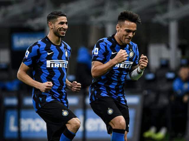Inter Trio Barella, Hakimi & Martinez Will Return Against Napoli, Italian Media Suggest