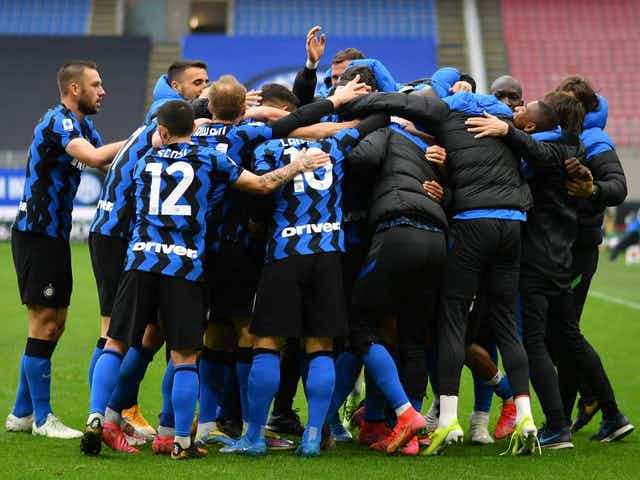 Inter Mixing Star Quality With Conte's 'Workhorses' To Chase Serie A Title, Italian Media Highlight