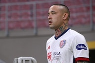 Radja Nainggolan Will Join Cagliari On Loan As Inter Refuse To Make Severance Payment To Terminate Contract, Italian Media Report