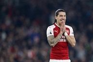 Arsenal To Offer Inter Hector Bellerin + Cash For Lautaro Martinez, UK Tabloid Claims