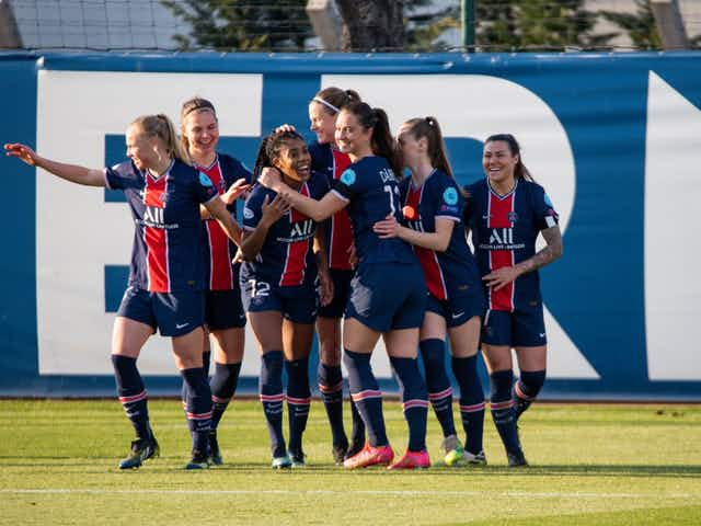 #UWCL: Paris edge out holders