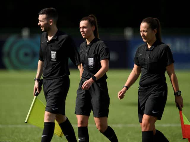 #FAWSL: Referees to join Professional Game Match Officials