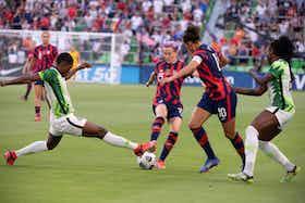 Article image: https://image-service.onefootball.com/crop/face?h=810&image=https%3A%2F%2Fshekicks.net%2Fwp-content%2Fuploads%2F2021%2F06%2FUSA-v-Nigeria.jpg&q=25&w=1080