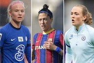 Women's Champions League Final: Harder, Hermoso and 5 players who could decide the match