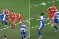 Fernando Torres: Liverpool icon scored from a free-kick after hiding from a defender