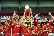 Spain 4-0 Italy: The complete performance in the final of Euro 2012