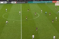 Germany 7-1 Latvia: Mats Hummels produces exquisite pass for Serge Gnabry's goal