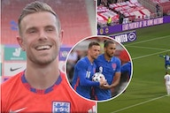 Jordan Henderson criticised for his interview after missing penalty vs Romania