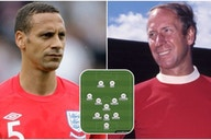 England: What is the greatest Three Lions XI in history?