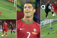 Cristiano Ronaldo: Remembering his outrageous performance v Holland at Euro 2012