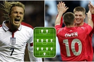 Beckham, Rooney, Gerrard: England's most-capped XI of all time is stacked with legends