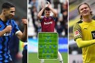 Haaland, Rice, Hakimi: Chelsea's potential starting XI if they land all their signings
