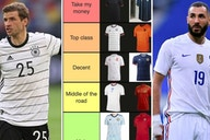 Euro 2020: Ranking every country's kit from 'Take my Money' to 'Get in the Bin'
