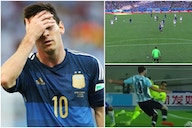 Lionel Messi: Damning video of the 'REAL reason' Argentina lost three finals in a row