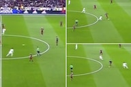 Sergio Busquets: Barcelona star destroyed Real Madrid's press two seconds after kick-off