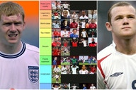 Rooney, Beckham, Gerrard: England players at Euros since 2000 ranked from worst to best