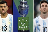 Argentina's Copa America: Lionel Messi and Angel Di Maria named in strong 28-man squad