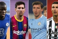Messi, Ronaldo, Neymar: The 50 best footballers have been named and ranked