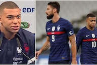 Kylian Mbappe explains Olivier Giroud feud with honest France comments ahead of Euro 2020