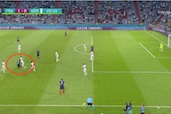 Paul Pogba produces stunning pass during France vs Germany at Euro 2020