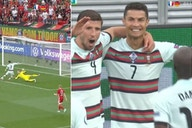 Cristiano Ronaldo shatters European Championship records with brace in Portugal v Hungary