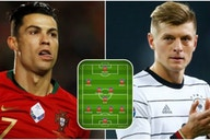 Cristiano Ronaldo leads 'Group of Death' combined XI with France, Germany and Portugal