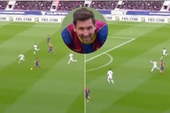 Sergio Ramos's insane Lionel Messi tackle remembered as he says goodbye to Real Madrid