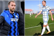 Inter Milan's Christian Eriksen could reportedly be barred from Serie A