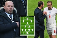 Euro 2020: Alan Shearer names his changed England XI to get campaign back on track