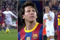 Messi produced one of football's 'coldest moments' after Ramos horror tackle in 2010