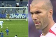 Best penalty ever? Zidane's 2006 World Cup final goal against Buffon was insane
