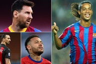 Ronaldinho: The best quotes about Brazilian legend from Messi, Neymar, Zlatan and more